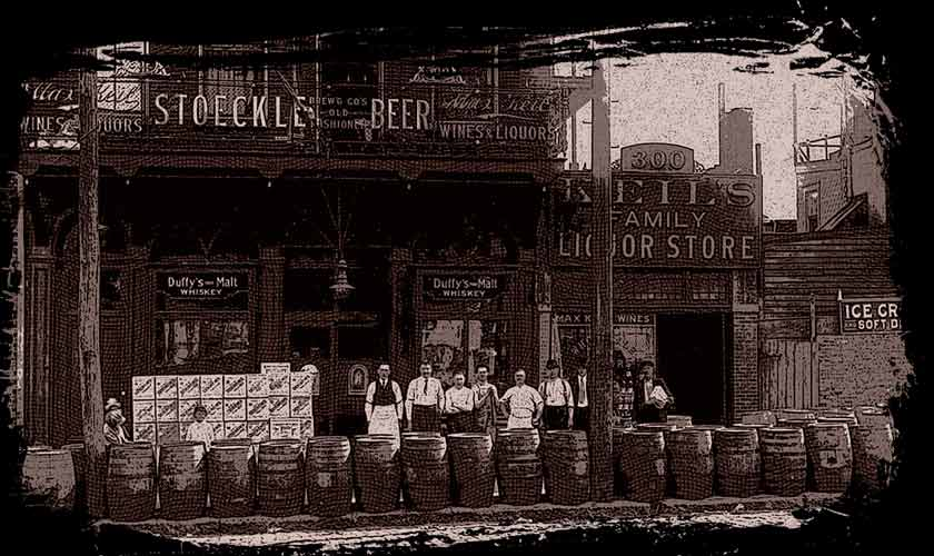 historia cerveza farwest